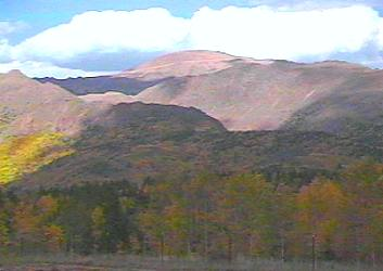 Pikes Peak from the WSW